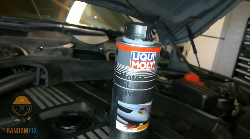 Liqui moly oil saver