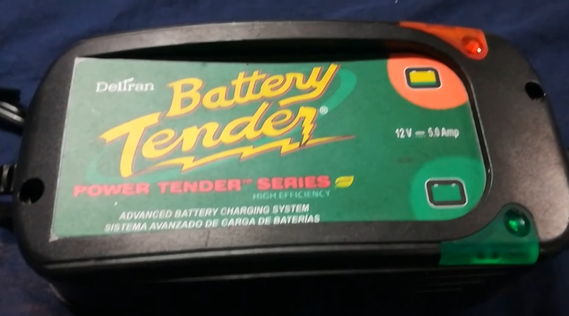 5 amp battery tender