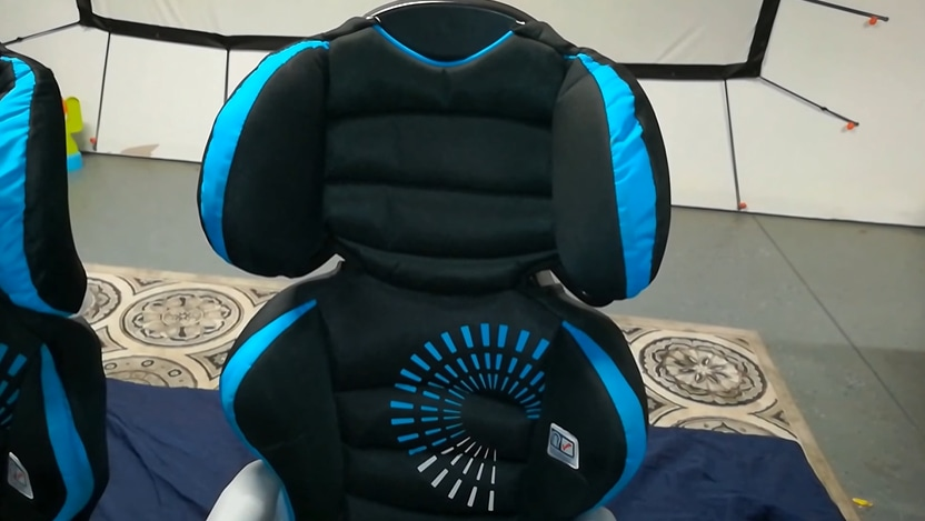Ultra light car seats