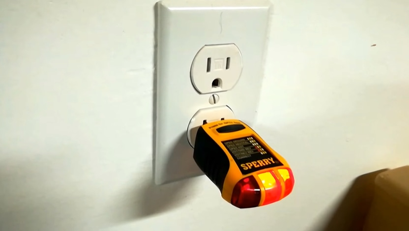 120 volt outlet tester